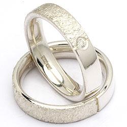 Randers Sølv forlovelsesringe sølv