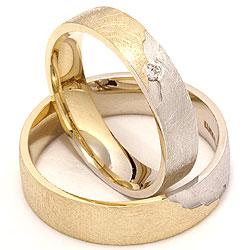 Guldforlovelsesringe